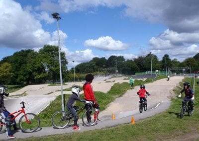 Nationwide Cycling Academy Manchester