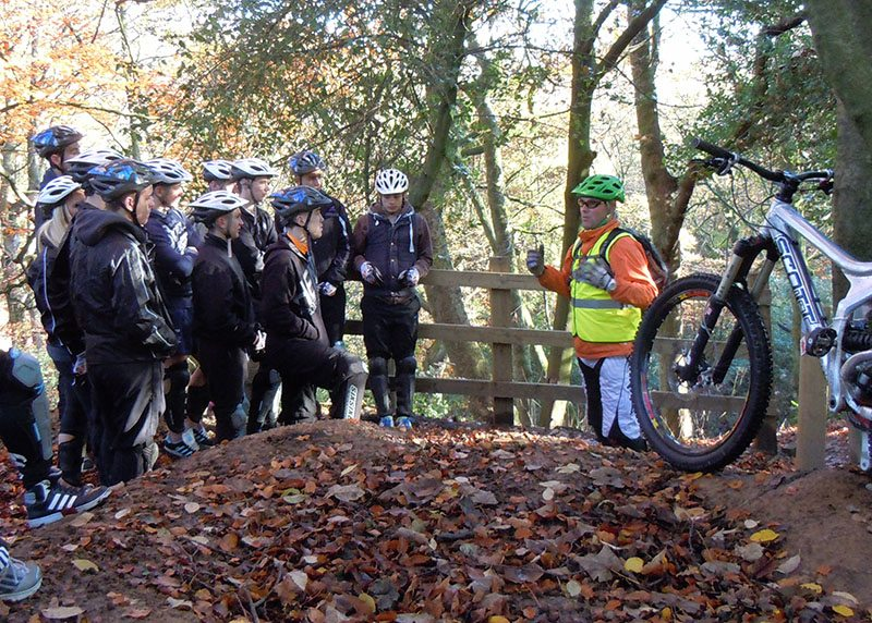 Mountain Bike Courses Manchester Nationwide Cycling Academy