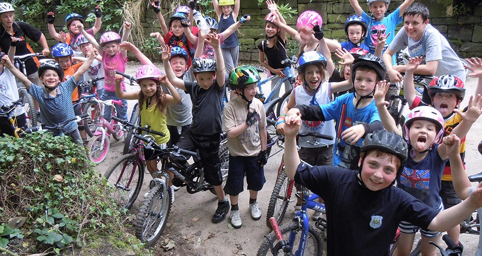 Summer Camp Nationwide Cycling Academy Manchester