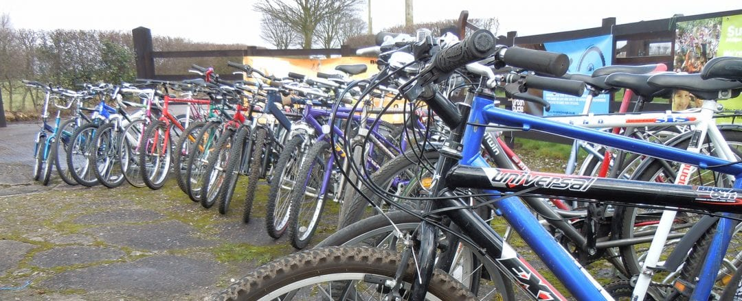 Pre-Owned Bikes For Sale In Manchester | NCA, 0161 796 6221