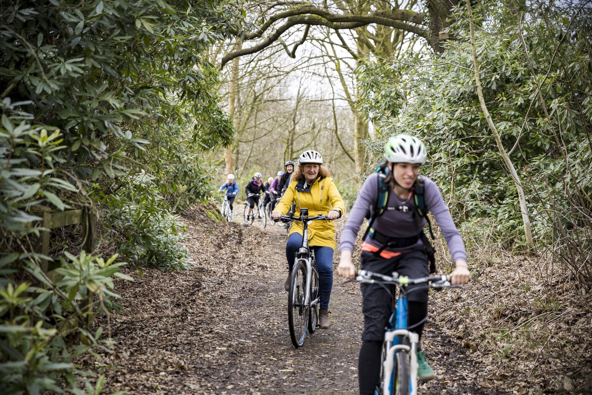MAD about cycling - MAD Bike Club, via NCA GB, Bury/Manchester