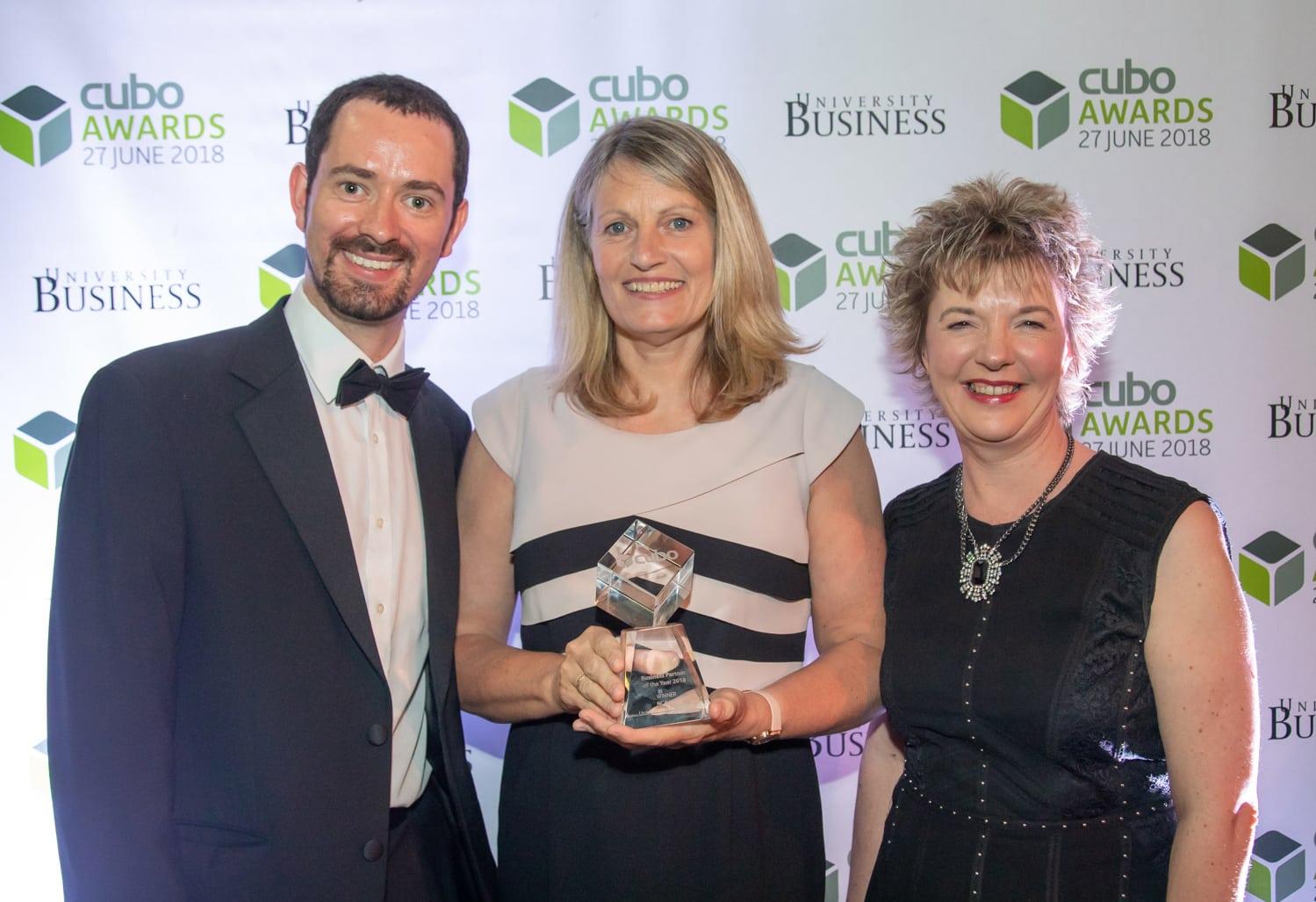 NCA Scoops a CUBO Award in 2018