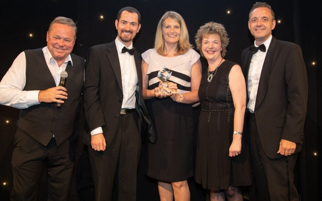 NCA Scoops a CUBO Award