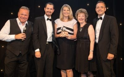 NCA Scoops a CUBO Award